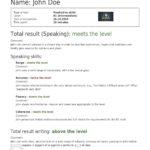 Rapport d'Expression Écrite et orale